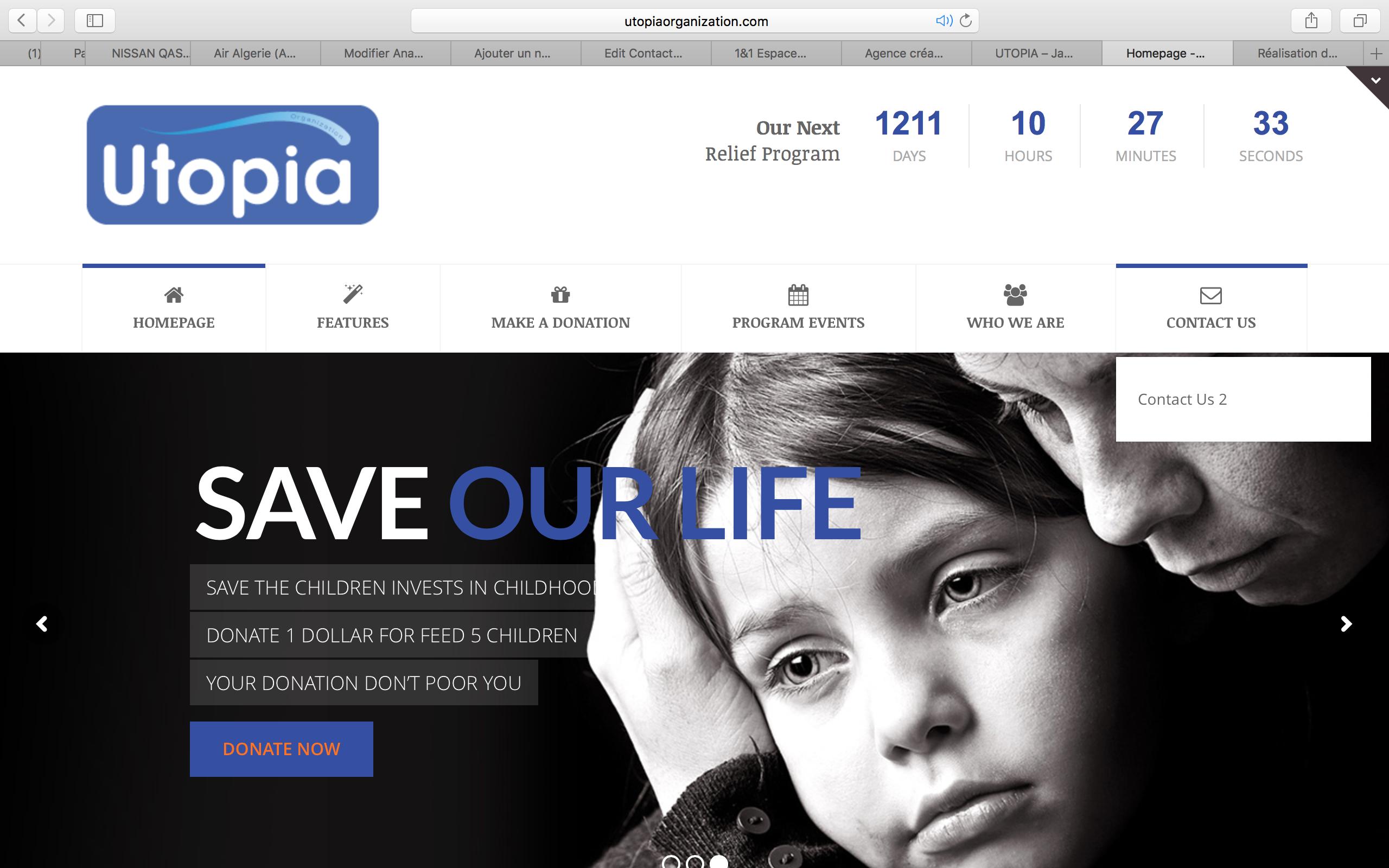 creation site web en Tunisie